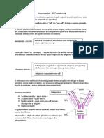 Resumo 1ª Frequência Imunologia 2016