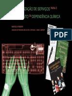 Ribeiro M. Organizacao de Servicos Para Dependencia Quimica. 2005.