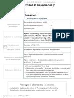 Examen_ [APEB1-20%] Actividad 2_ Ecuaciones y Desigualdades