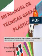 Manual Técnicas Grafo Plásticas!!!!
