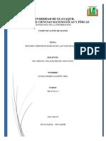 PRINCIPIOS BÁSICOS DE LAS COMUNICACIONES