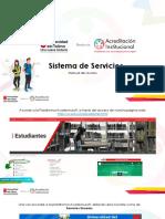Manual de Servicios Estudiantes
