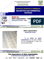 Week 03.- Data Organization - Table