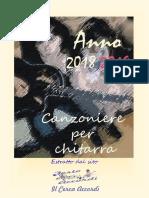 Canzoniere Della Musica Del 2018 e 2019