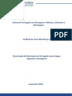 Ensino do Português no Estrangeiro-Contextos, Políticas e Abordagens (versão final)