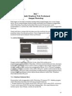 Desain Web  dengan PS CS2