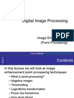 ImageProcessing4-ImageEnhancement(PointProcessing)
