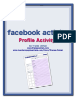 facebookprofilecharactersketchanynovelactivity