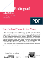 Teknik Radiografi Oklusal