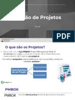 Aula 4 - Projetos