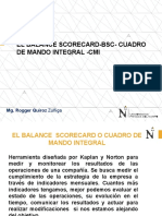 BALANCED SCORECARD SESION 2 CONTABILIDAD DE GERENCIA OK
