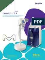 Merck -  Direct Q® 3 5 8
