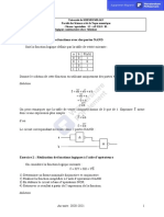 TD4 Circuit Combinatoire