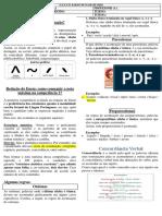 Portugues - 5º Caderno 1º Ano