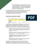 Excel Practico Formulas