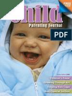 Child Parenting Journal (Winter 2008)