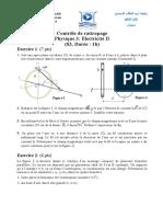 Electricité 02 Examens 06