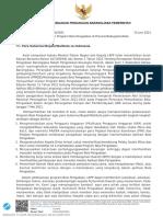 Surat Edaran tentang Bela Pengadaan dari LKPP