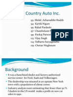 North Country Auto >> North Country Auto Sales Profit Accounting