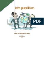 conflictos geopoliticos