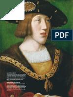 Carlos V, un extranjero en el trono de España.