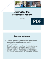 Caring for the Breathless Patient
