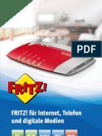 AVM Fritz! Produke im Überblick