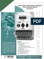 Meter Digital R326