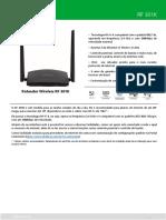 Datasheet-RF-301K