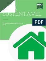 Projeto Casa Sustentável - RDG Soluções Ambientais