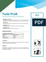 Ficha Técnica - 0849-LIT-PIS Taski Profi-LR