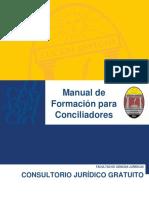 Manual de Formación de Conciliadores
