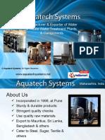 Pre Treatment & Wastewater Treatment Plants Maharashtra India