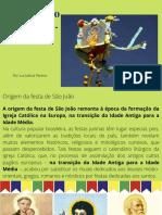 Origem do São João... (1)