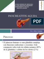 SEMINARIO Pancreatitis aguda