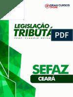 Legislação Tributária - SEFAZ-CE