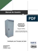 Manual Do Usuário - SR Flatpack MPSU OUTDOOR- _E633000000_ Port
