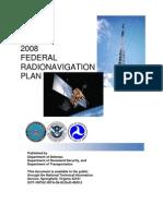 2008_Federal_Radionavigation_Plan