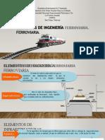 Insfraestrcutura-Super estructura-calculo de la via Felipe Tovar