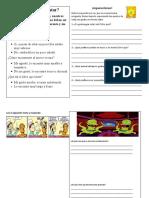 Guía 2° trimestre de Lenguaje