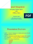 Channel Integration Prince Dudhatra 9724949948