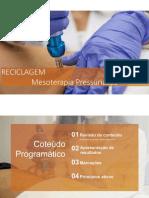 Reciclagem Mesoterapia