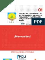 DIPLOMADO_ COMUNIDADES DE RECO