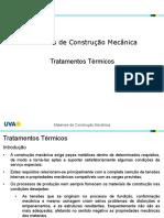 2021.1 - Mat Const. Mec - 11 - Tratamentos Térmicos
