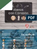 PDF Menus Corazon 2015