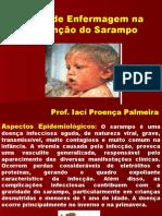 sarampo slides
