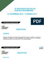 PRESENTACIÓN PLAN NAVIDAD 2016-2017