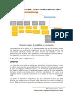 MATERIAL DE APOYO GUÍA 3 DIBUJO ARQUITECTÓNICO TIPOS DE CONTRUCCIÓN
