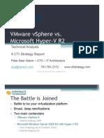 Vmware vs Hyperv
