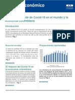 Informe Económico 107 2020